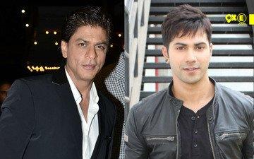 It Happened One Night: Varun Dhawan Goofed Up With Shah Rukh Khan