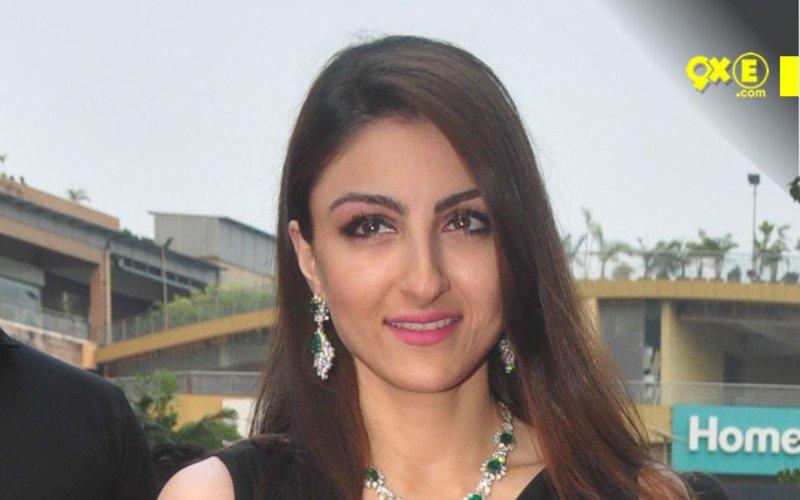Soha Ali Khan At A Jewellery Store Launch In Mumbai