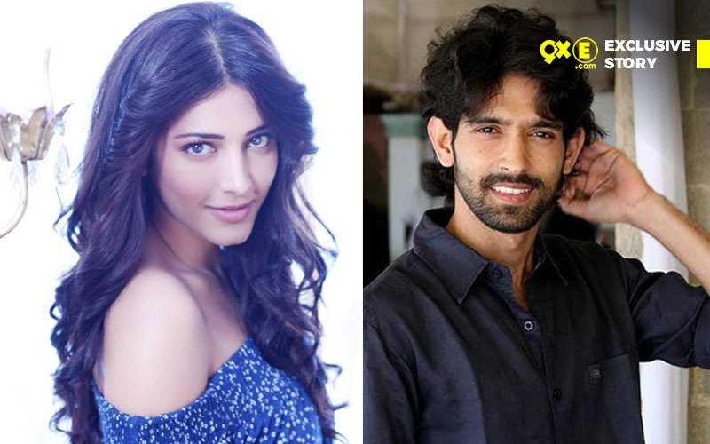 Buzz: Shruti Haasan Dating TV Actor Vikrant Massey