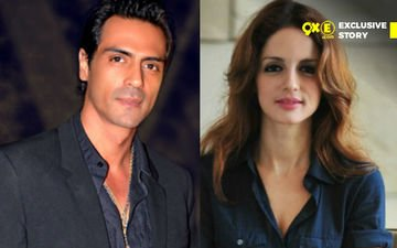 Arjun Rushes To Mumbai From Shillong For Sussanne's Birthday?