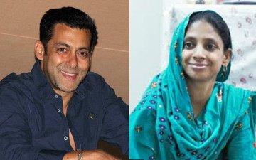 Salman Khan Welcomes Geeta's Homecoming
