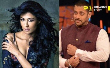 Chitrangada Spends Quality Time With Salman At His Farmhouse!