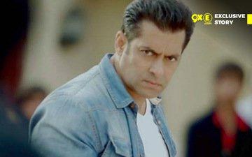 Salman Khan Takes Panga With Lensman, Again!