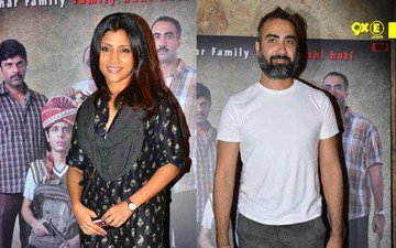 Konkona's Night Out With Ranvir