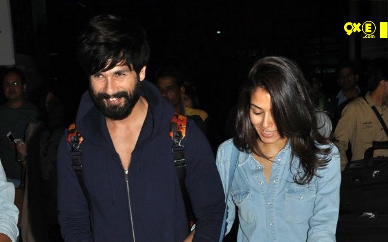 How Shahid Kapoor's Wife Mira Spent Her First Karva Chauth