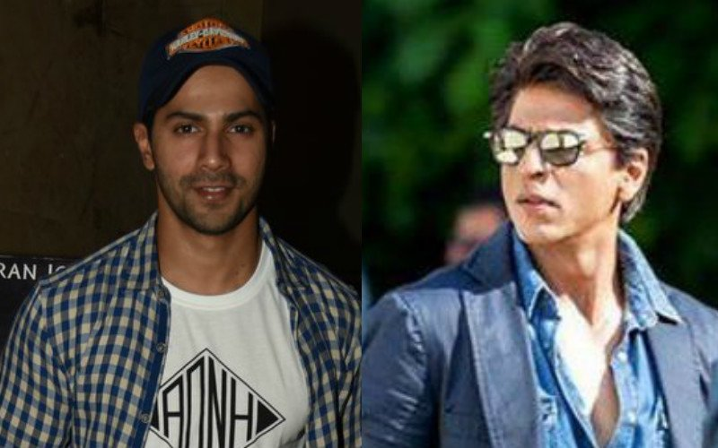 Varun: Don't Forget, Dilwale Has Shah Rukh Khan In It
