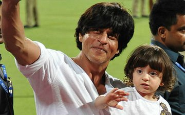 SRK's Toddler Son AbRam To Feature In Dabboo Ratnani's Calendar?
