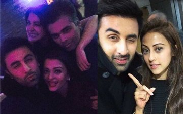 Fun Time For Team Ae Dil Hai Mushkil In London