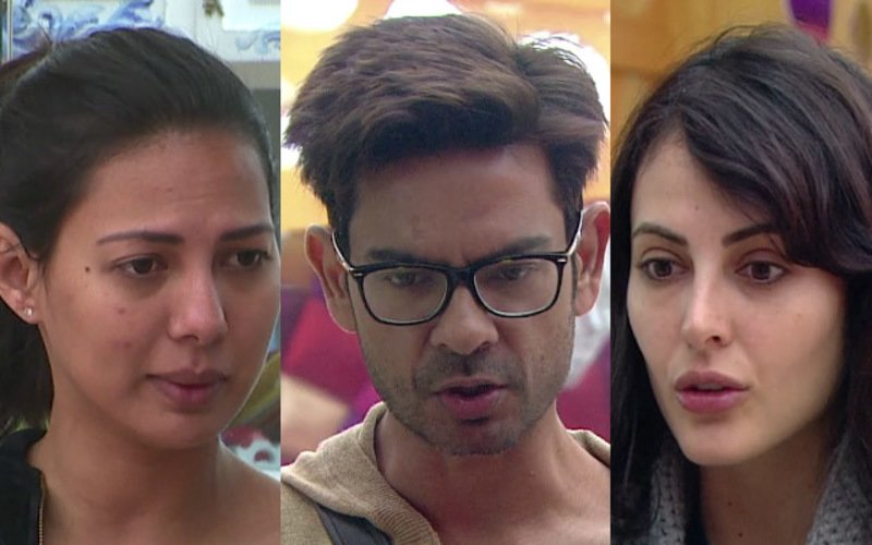 Bigg Boss Day 21: Rochelle Fights With Keith Over Mandana