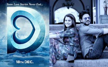 Dilwale Poster Is Out!
