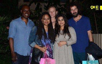 Vidya Balan Brings MAMI Jury Home