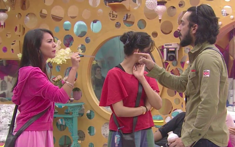 Bigg Boss Day 24: Rishabh Sinha And Rochelle Rao Get Abusive