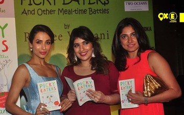Malaika Arora Khan Attends A Book Launch