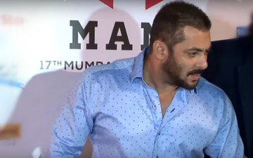 Salman Refuses To Speak On SRK Controversy