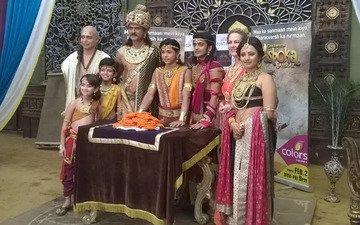 Chakravartin Ashoka Samrat Celebrates 200-Episode Completion