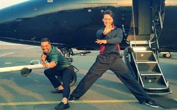 Tiger Shows Off His Karate Skills At Akshay's Kudo Tournament