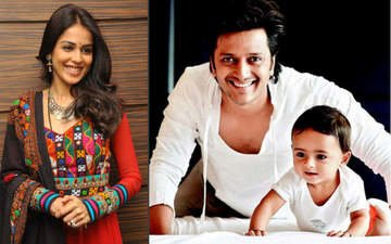 Riteish Deshmukh Teaches Son Riaan Life's First Lesson