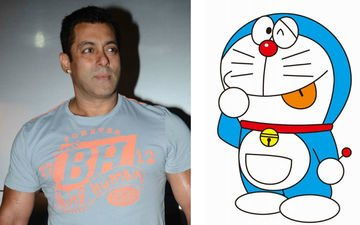 Diwali Special: Salman Khan Loses Cracker Battle To Doraemon