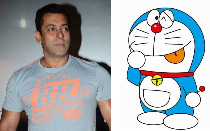 Diwali Special: Salman Khan Loses Cracker Battle To Doraemon