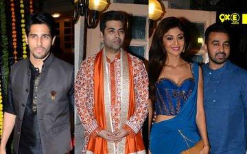Ekta Kapoor's Diwali Bash In Pictures