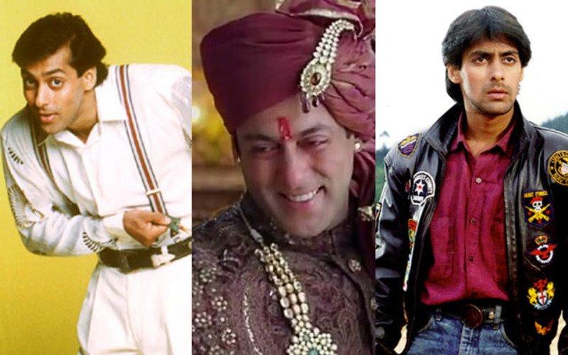 Salman Khan And His Prem Avatars