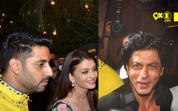 Bollywood In Full Attendance At Big B's Diwali Bash