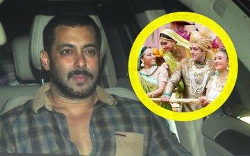 Salman Hosts Prem Ratan Dhan Payo Screening