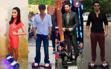 Segway Fever Grips B-Town