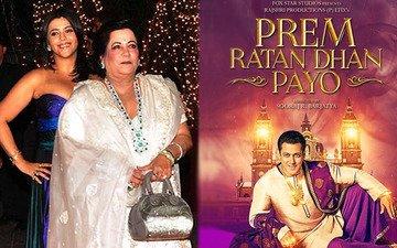 Ekta Kapoor's Mom Shobha To Lose 1 Lakh If Prem Ratan Doesn't Make 300 Cr?