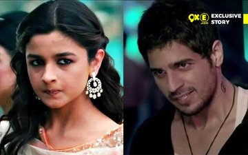 Alia-Sidharth Have A Nasty Fight
