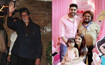 Bachchans Bring In Aaradhya's B'Day With A Big Bash