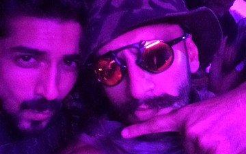 Ranveer Singh Parties Hard In Goa