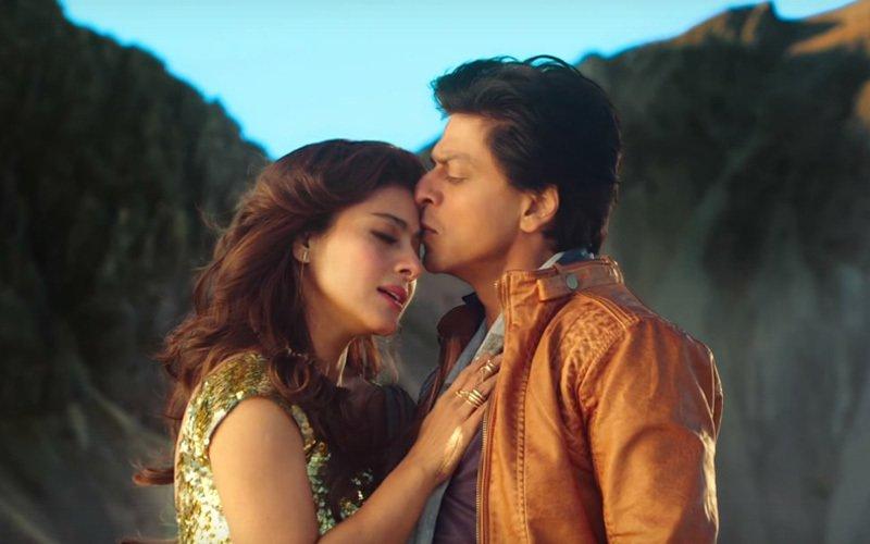 Shah Rukh-Kajol Bring Romance Back With Gerua