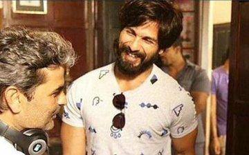 Shahid Kickstarts Rangoon Shoot