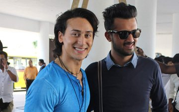 Tiger Shroff And Atif Aslam Reunite For Baaghi