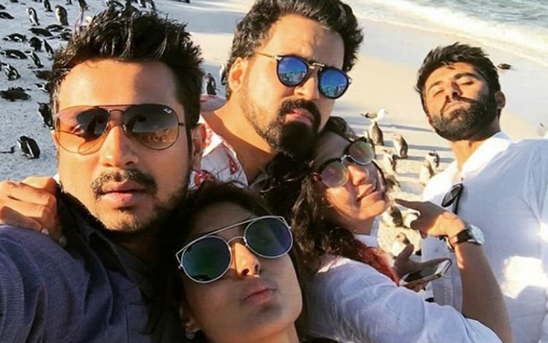 Kritika Kamra Gets Up-Close And Personal With Beau On Africa's Beaches