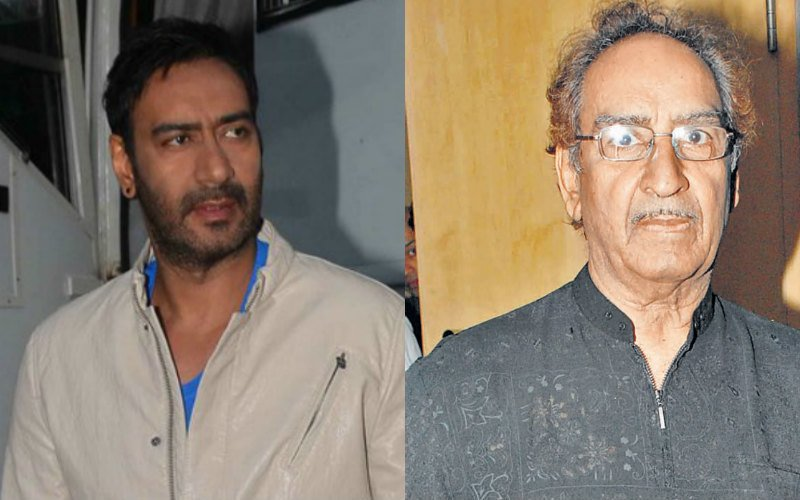 Ajay Devgn's Dad Admitted To Lilavati