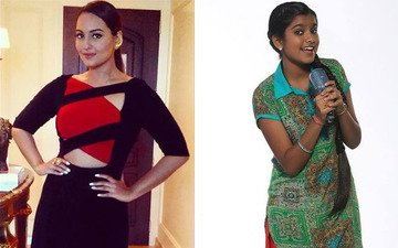 Sonakshi Fulfils Her Promise To Indian Idol Junior Contestant