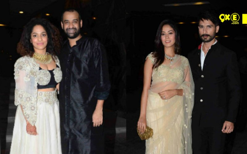 Masaba-Madhu's Reception: A Grand Bollywood Affair