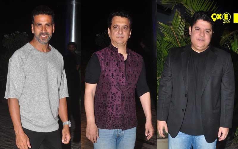 Akshay Kumar And Sajid Nadiadwala's Big Patch-Up With Sajid Khan