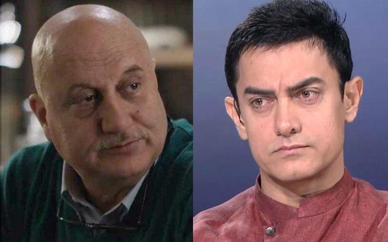Anupam Kher Fires A Salvo Against Aamir