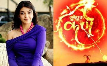 BUZZ: Kajal Aggarwal To Play Draupadi In TV Show Suryaputra Karn