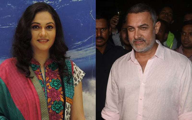Lagaan Co-Star Gracy Singh Supports Aamir In His Controversial Hour