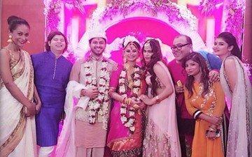Rahul Mahajan's Ex-Wife Dimpy Ganguly Ties The Knot Again