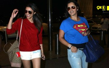 Is Sania Mirza Prepping Up Parineeti Chopra For Her Biopic?