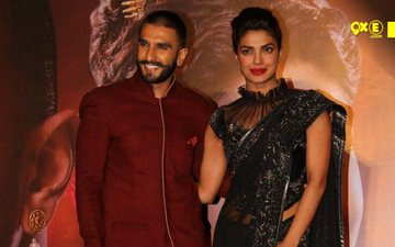 Priyanka Chopra: Bajirao Mastani Is Not Competing With Dilwale