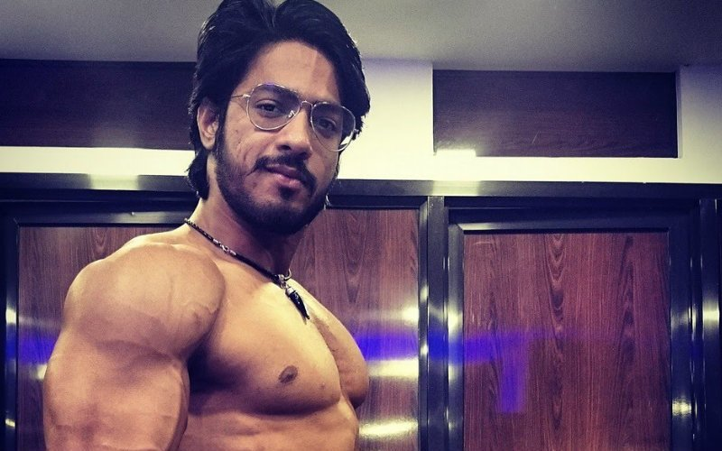 TV Actor Thakur Anoop Singh Wins Mr World Title