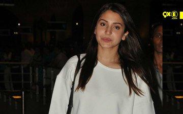 Anushka Sharma Returns To London For Ae Dil Hai Mushkil