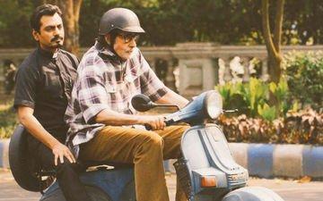 Amitabh Bachchan Takes Nawazuddin Siddiqui For A Ride
