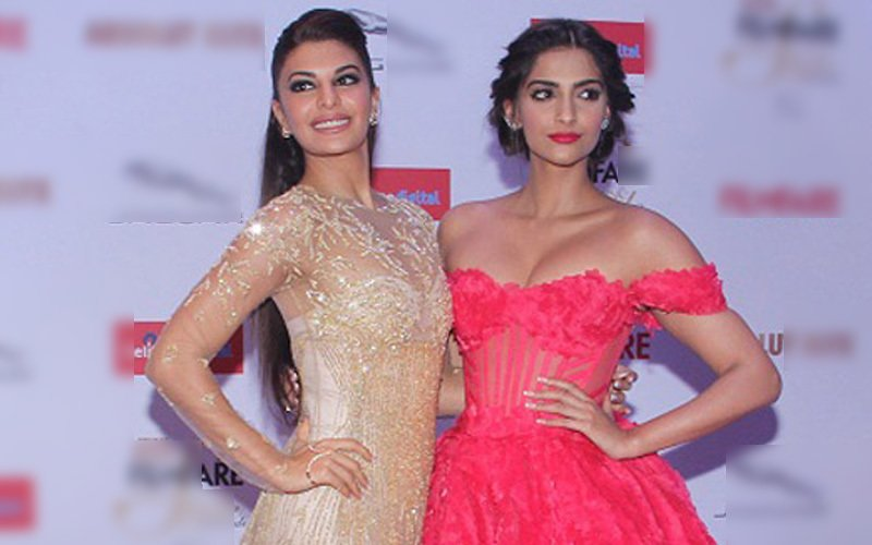 Jacqueline And Sonam Are Such Drama Queens!